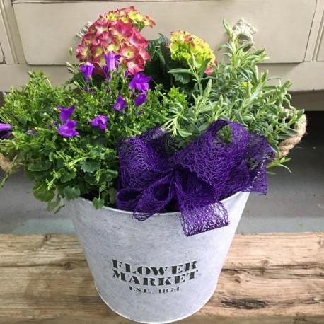 Flower Market Planter